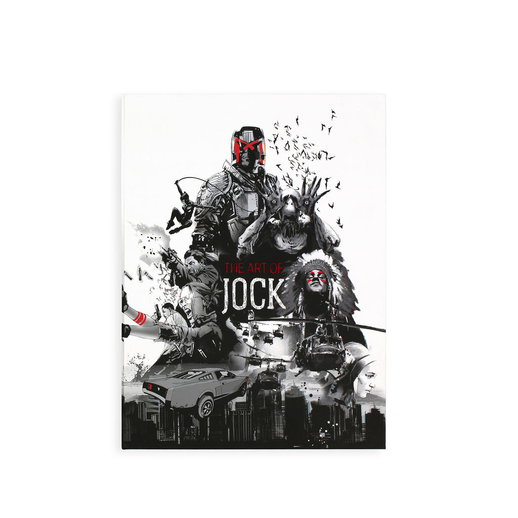 The Art Of Jock Mondo Exclusive