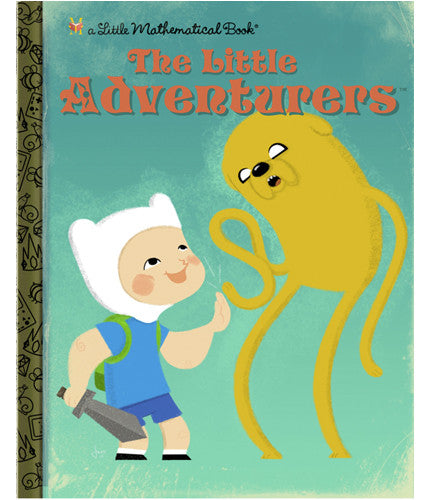 The Little Adventurers Joe Spiotto poster