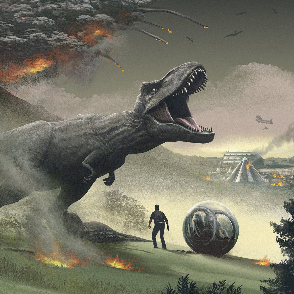Image result for Jurassic World: Fallen Kingdom