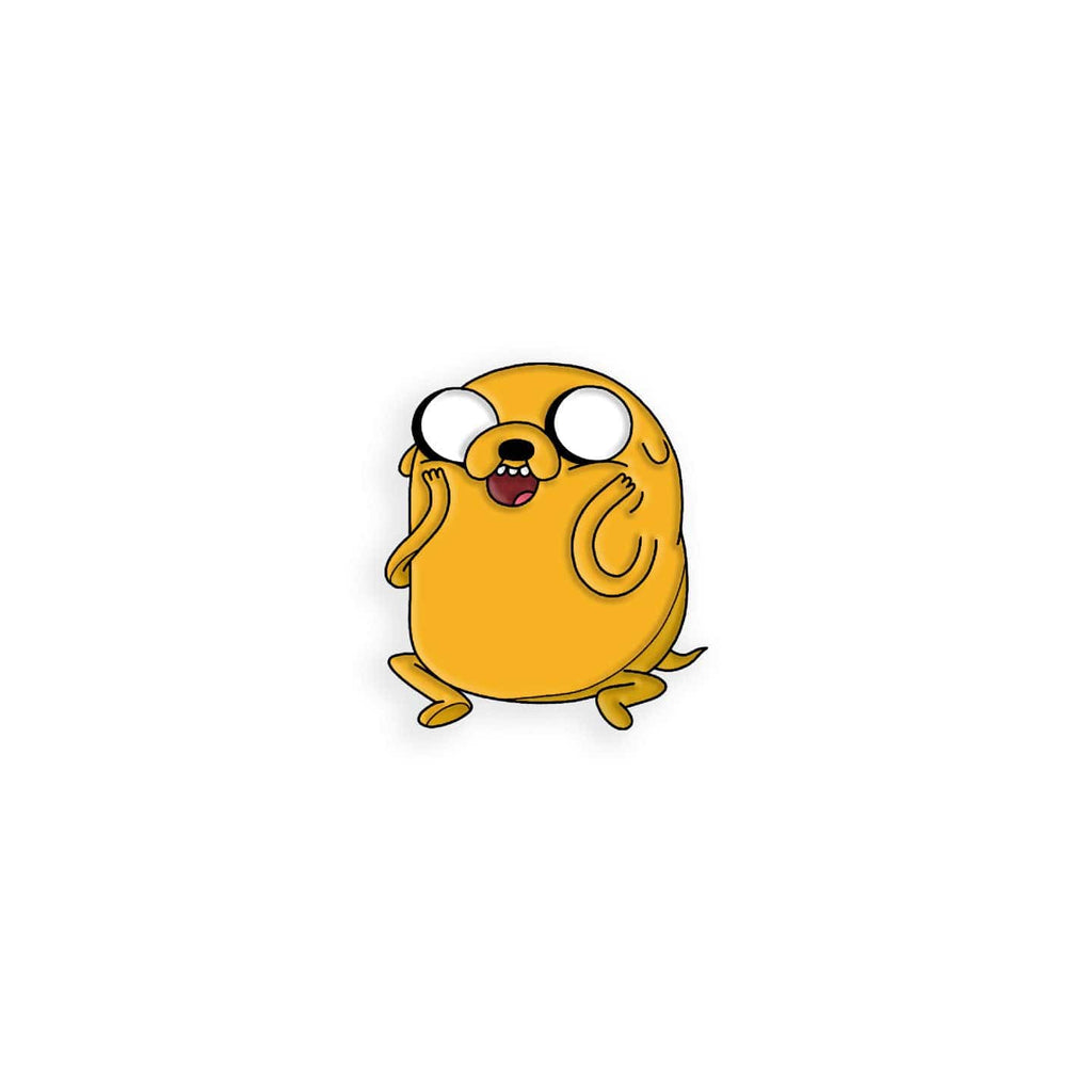 Jake the Dog Enamel Pin