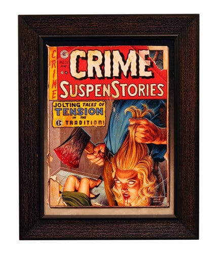 Crime SuspenStories 22 Jason Edmiston OG