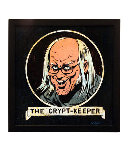 The Crypt Keeper Jason Edmiston OG