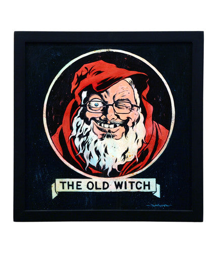 The Old Witch Jason Edmiston OG