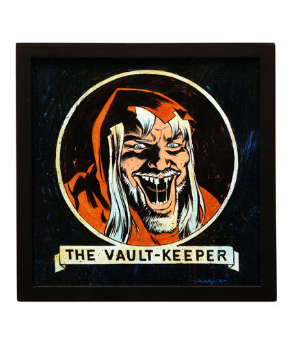 The Vault Keeper Jason Edmiston OG