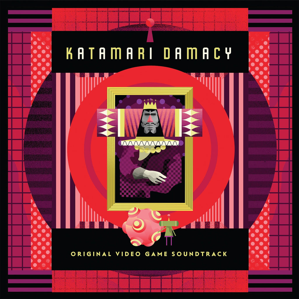 Katamari Damacy - Original Video Game Soundtrack 2XLP