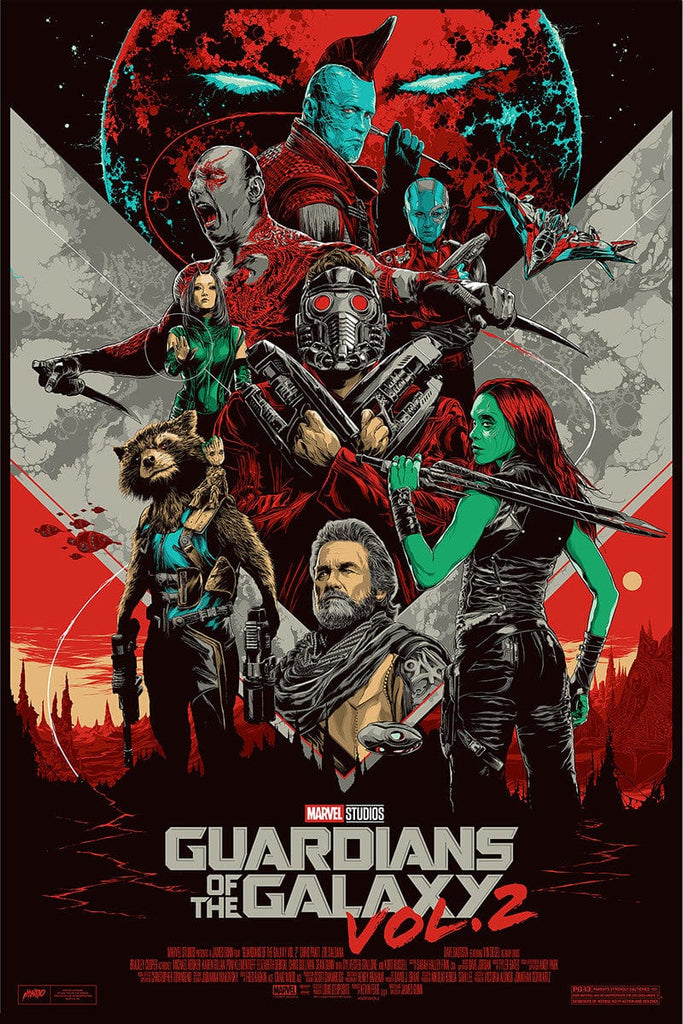 guardians of the galaxy vol 2 by ken taylor mondo