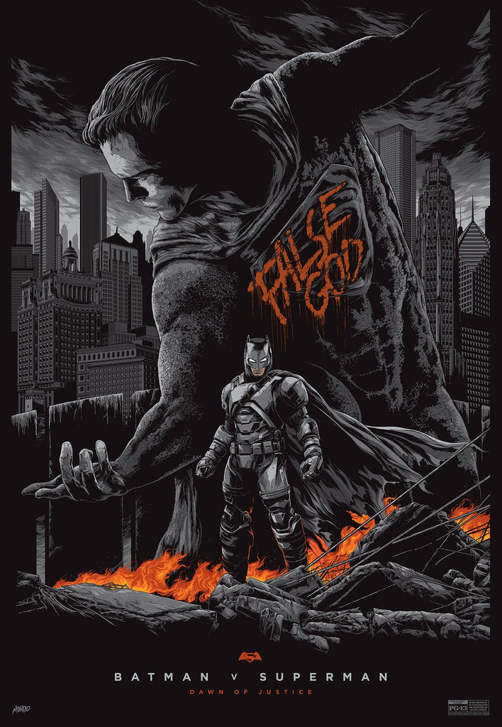 Batman V Superman Dawn Of Justice Variant