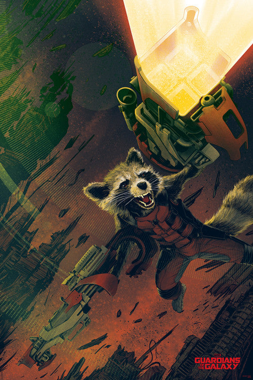 Rocket Raccoon Variant