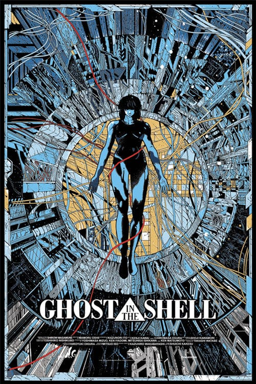 Ghost In The Shell 1995 Releasing On 4k Blu Ray September 8 Resetera