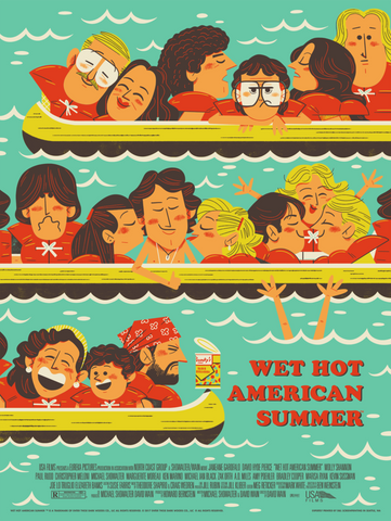 Wet Hot American Summer (Version 2)