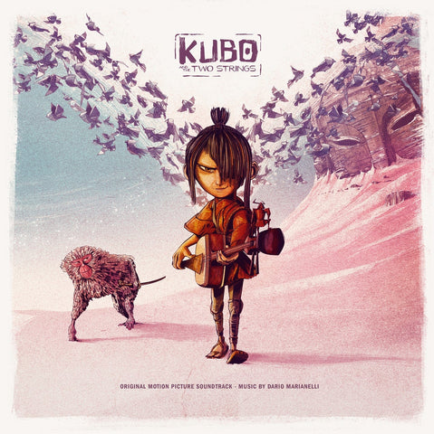 Kubo and the Two Strings - Original Soundtrack 2XLP