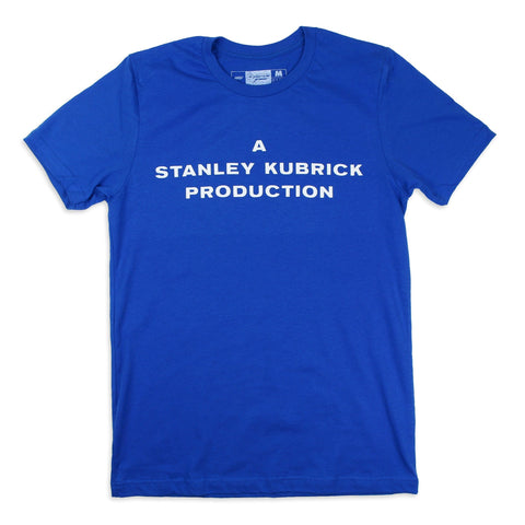 A Stanley Kubrick Production T-Shirt (Pre-Order)