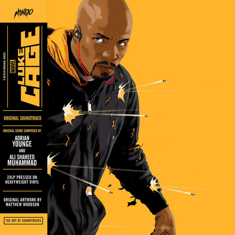 Marvel's Luke Cage - Original Soundtrack 2XLP