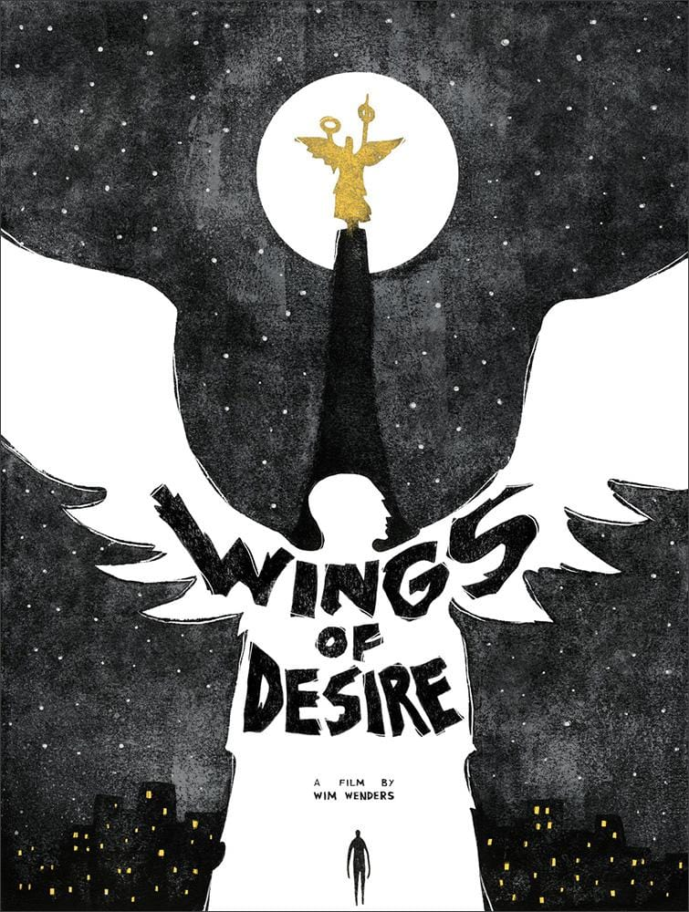 Black Dragon Press x Mondo #05: Wings of Desire