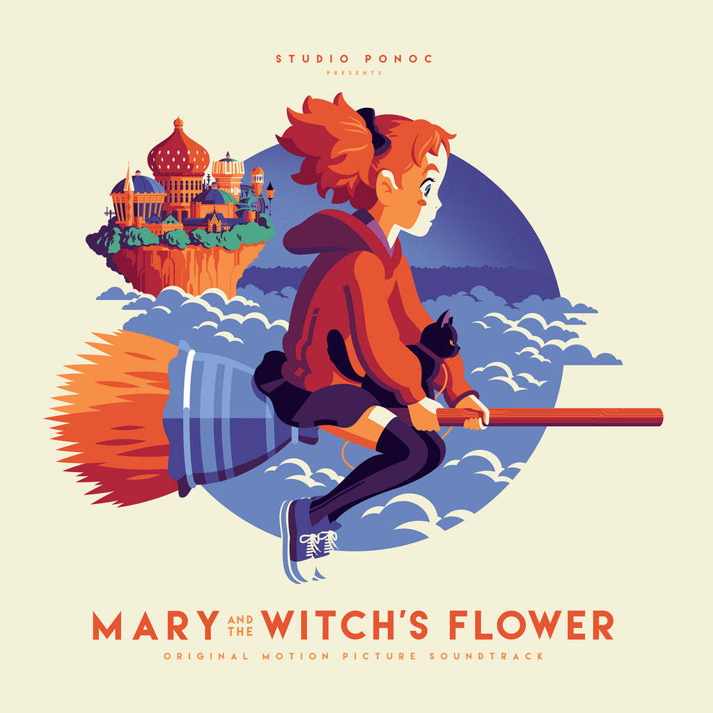 Mary and The Witch's Flower - Original Motion Picture Soundtrack 2XLP