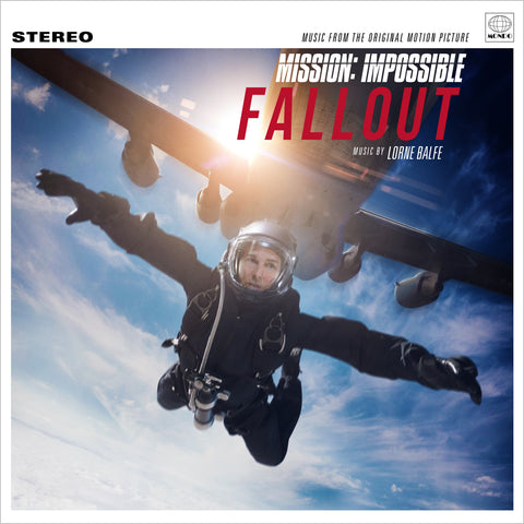 Mission: Impossible - Fallout - Music From The Original Motion Picture 2XLP