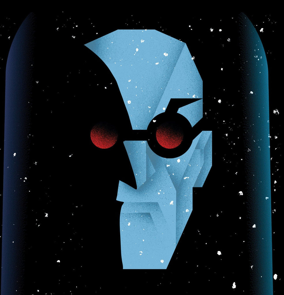 Mr. Freeze - Batman: The Animated Series 7-Inch