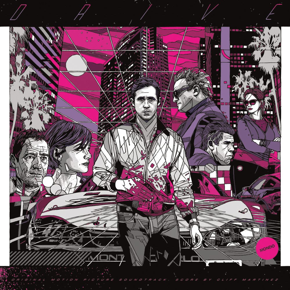 Drive - Original Motion Picture Soundtrack 2XLP