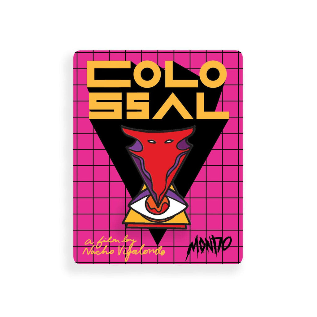 Colossal Enamel Pin