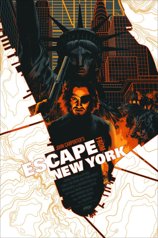 Escape from New York (Variant)