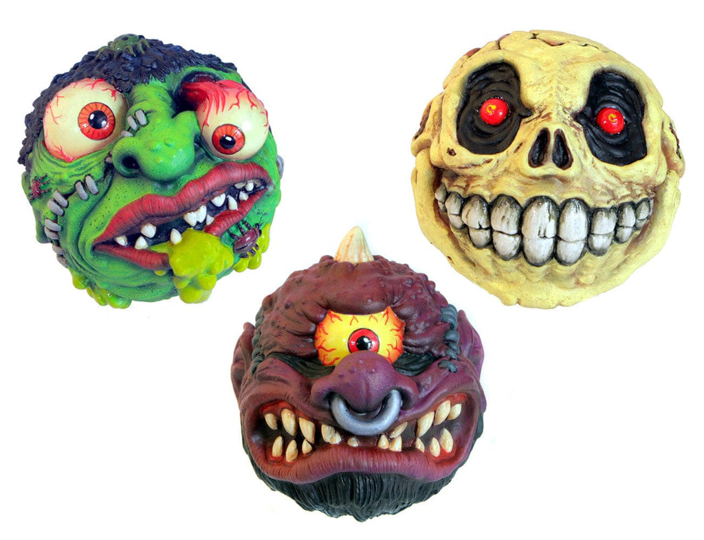 Madballs Series 1 Vinyl Figure Set