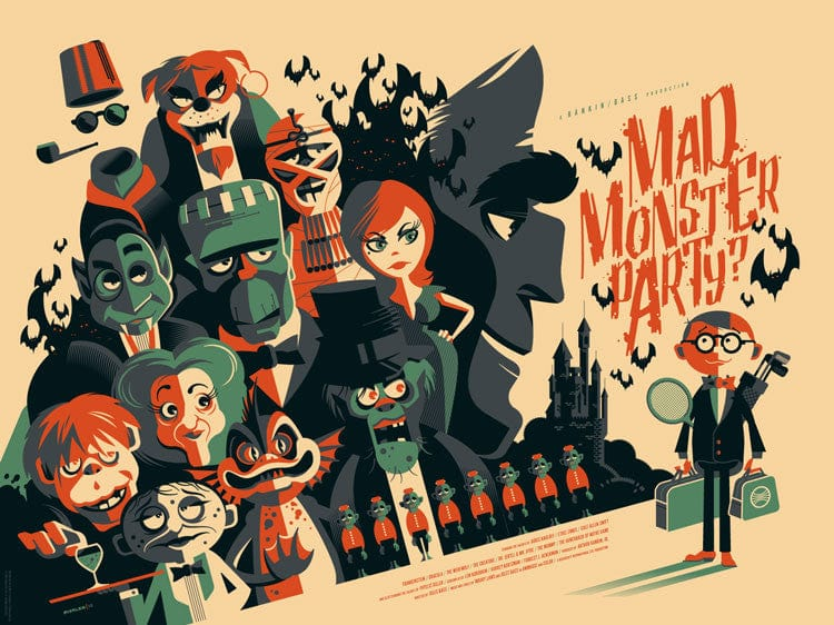 Mad Monster Party (Variant)