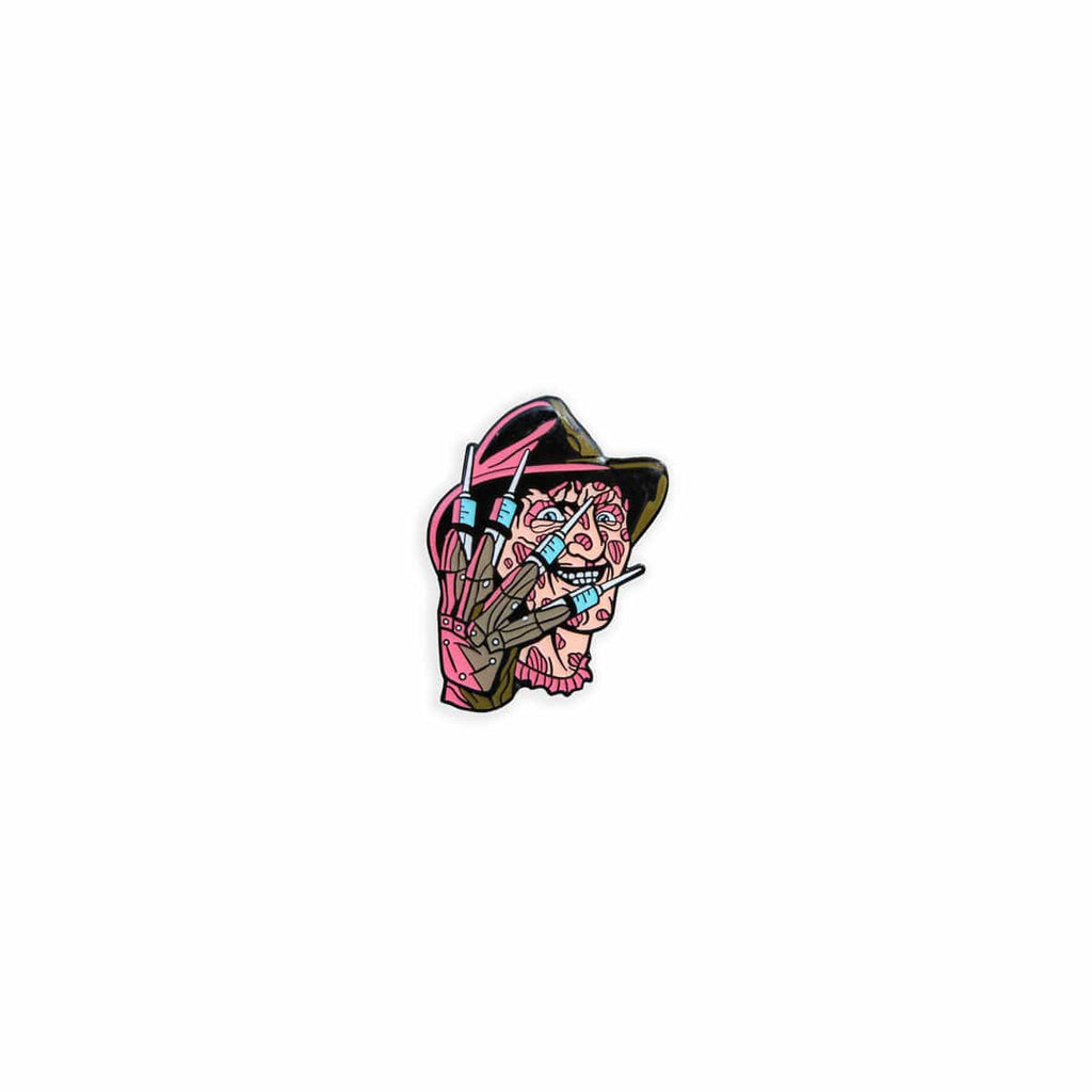 Freddy Krueger (NOES 3: Dream Warriors) Enamel Pin