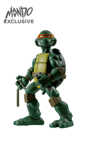Michelangelo 1/6 Scale Collectible Figure (Mondo Exclusive)