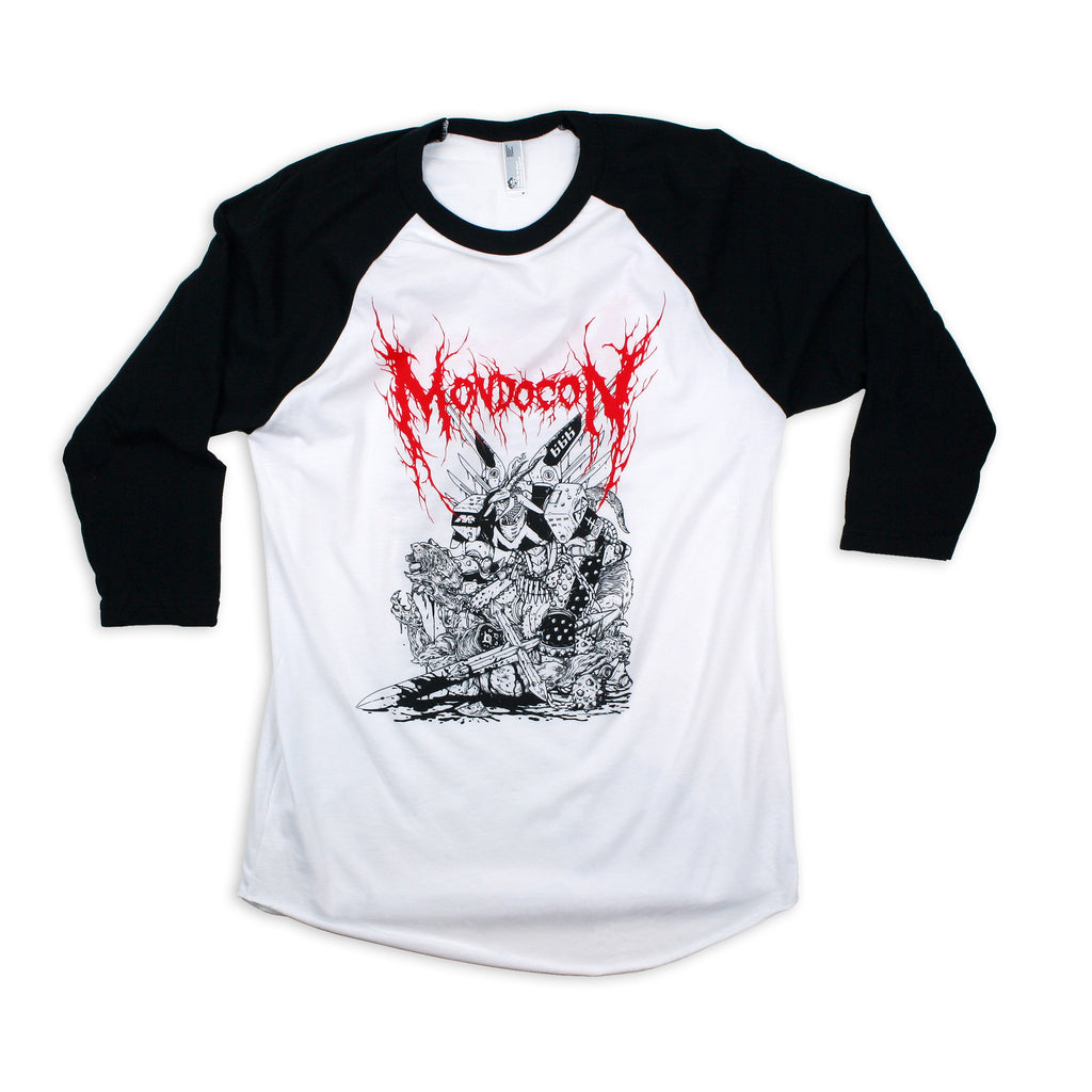 "MondoCon 2016 ""Tour"" Raglan"