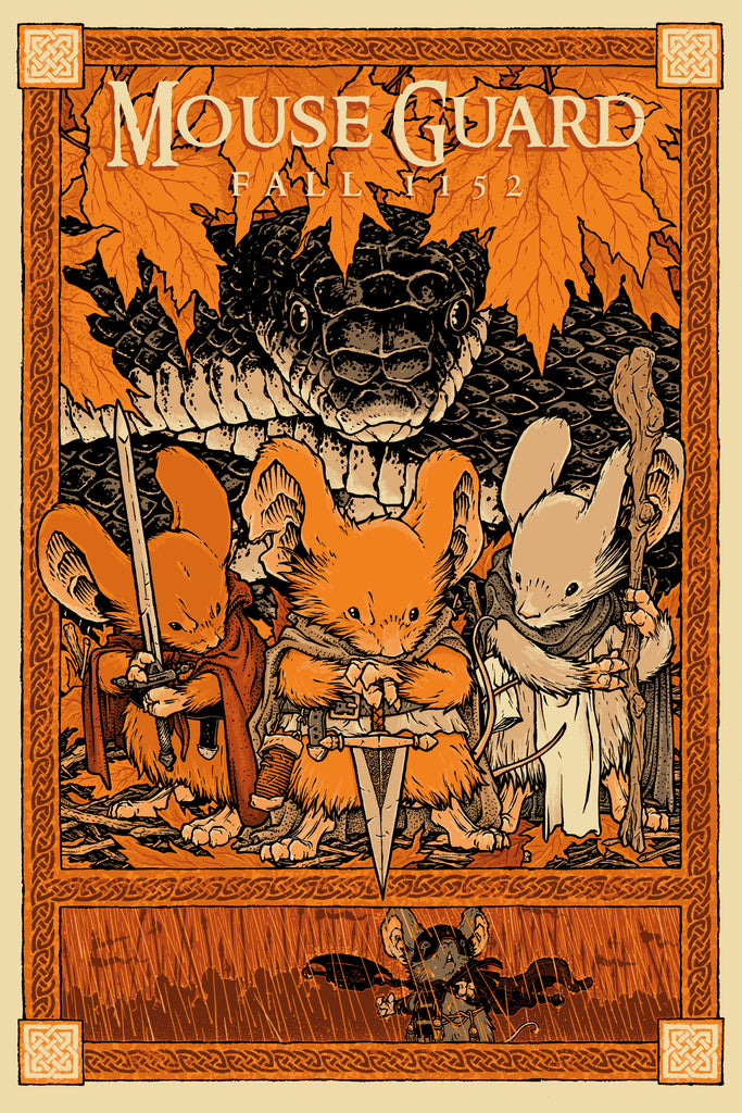 Mouse Guard (Fall 1152)
