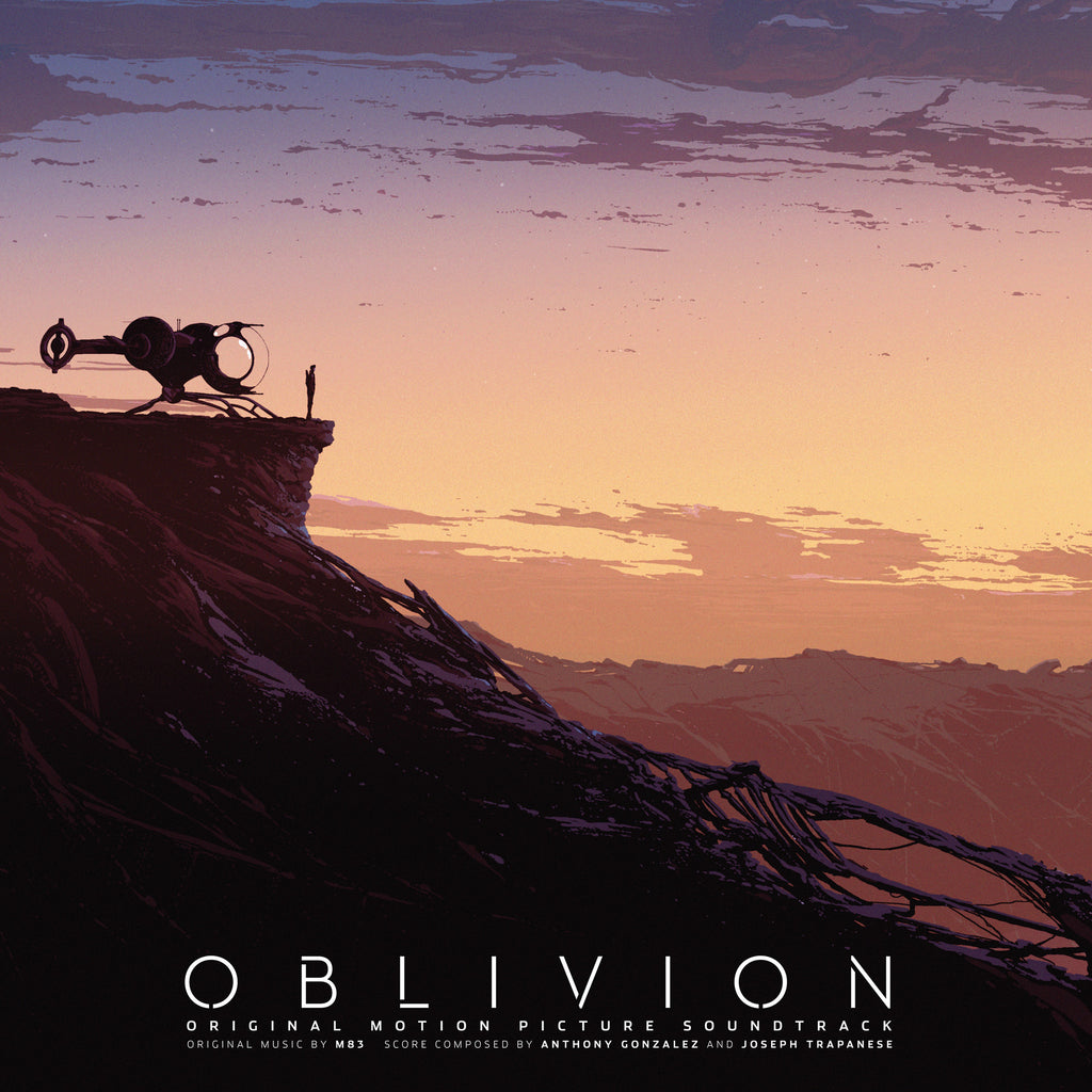 Oblivion  - Original Motion Picture Soundtrack 2XLP