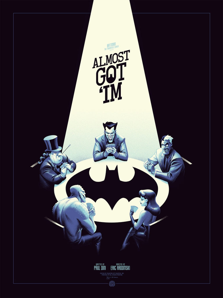 Batman: The Animated Series - Almost Got 'Im