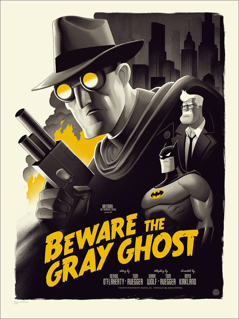 Batman: The Animated Series - Beware The Gray Ghost