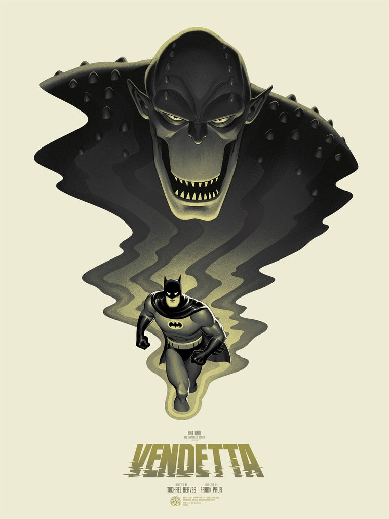 Batman: The Animated Series - Vendetta