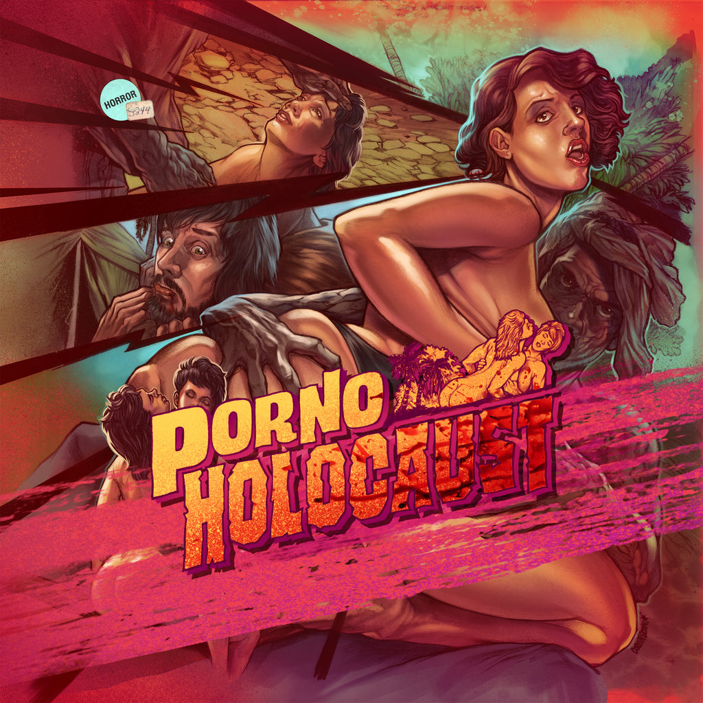 Porno Holocaust  - Original Motion Picture Soundtrack LP