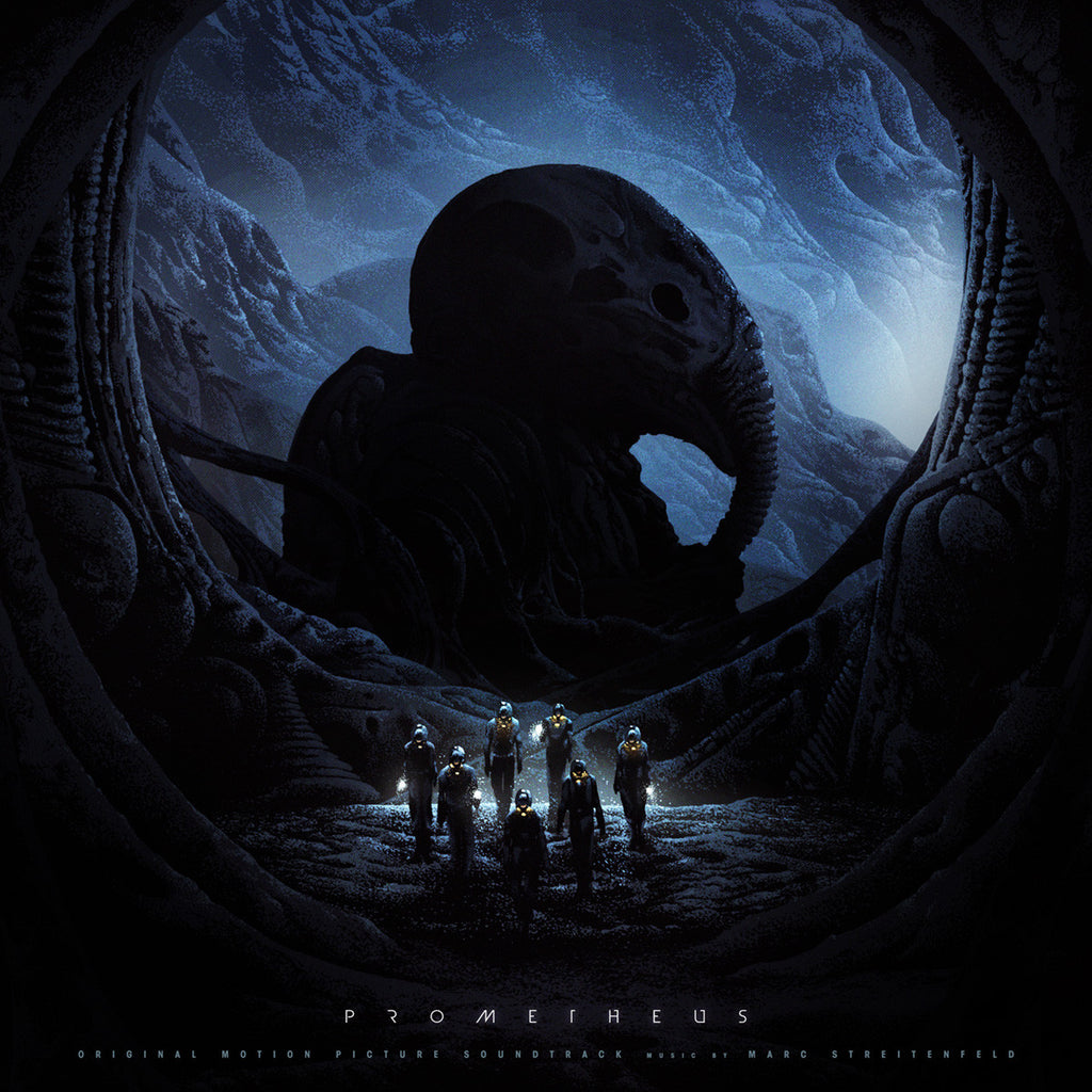 Prometheus Original Motion Picture Soundtrack 2XLP