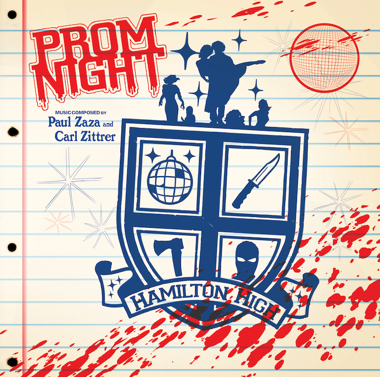 Prom Night - Original Motion Picture Soundtrack LP