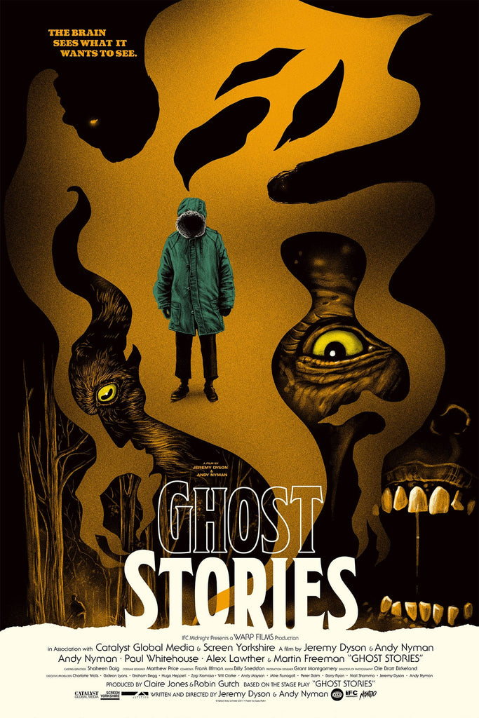 Ghost Stories (Variant)