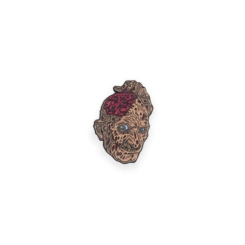 """...I've Got the Brains"" Enamel Pin"