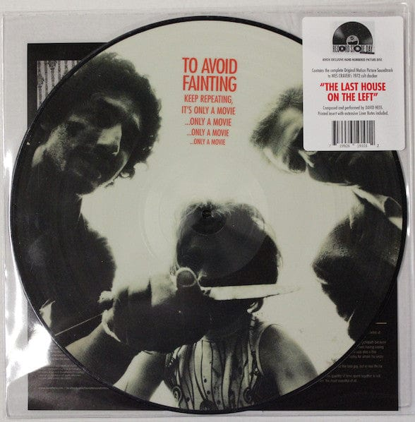 Last House On The Left (Picture Disc)