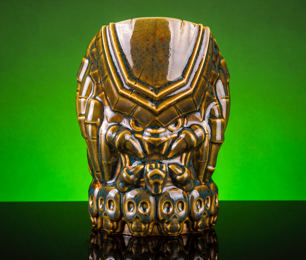 Predator Tiki Mug (Jungle Came Alive Variant)