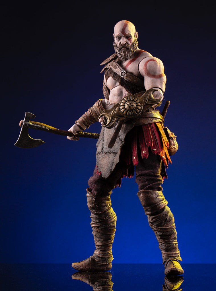 God Of War - Kratos 1/6 Scale Deluxe Figure (PRE-ORDER)