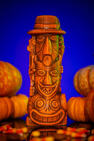 Lock, Shock, & Barrel Tiki Mug (Halloween Variant)
