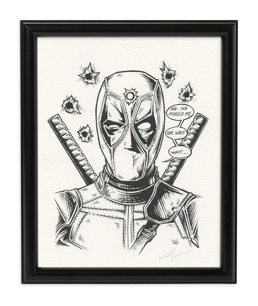 Deadpool (Ink)