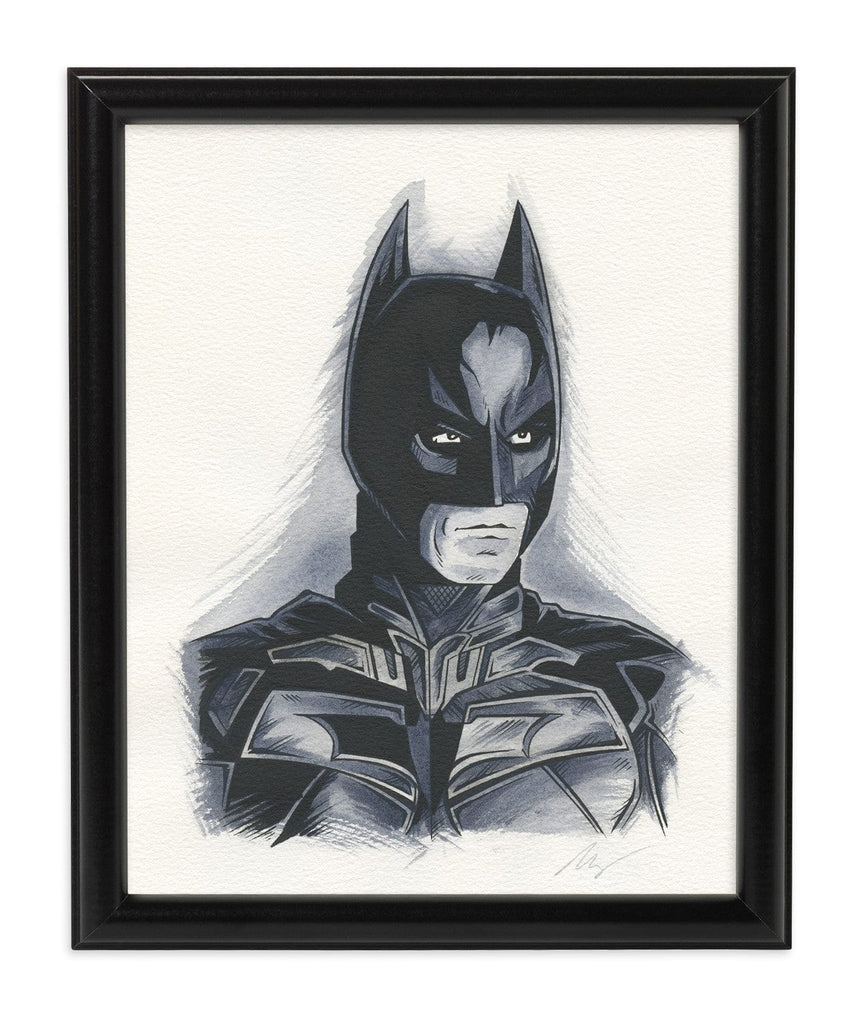 Batman '05 (Watercolor)