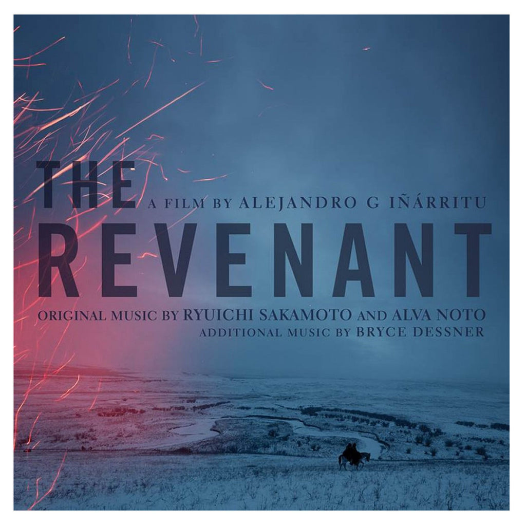 The Revenant - Original Motion Picture Soundtrack 2XLP