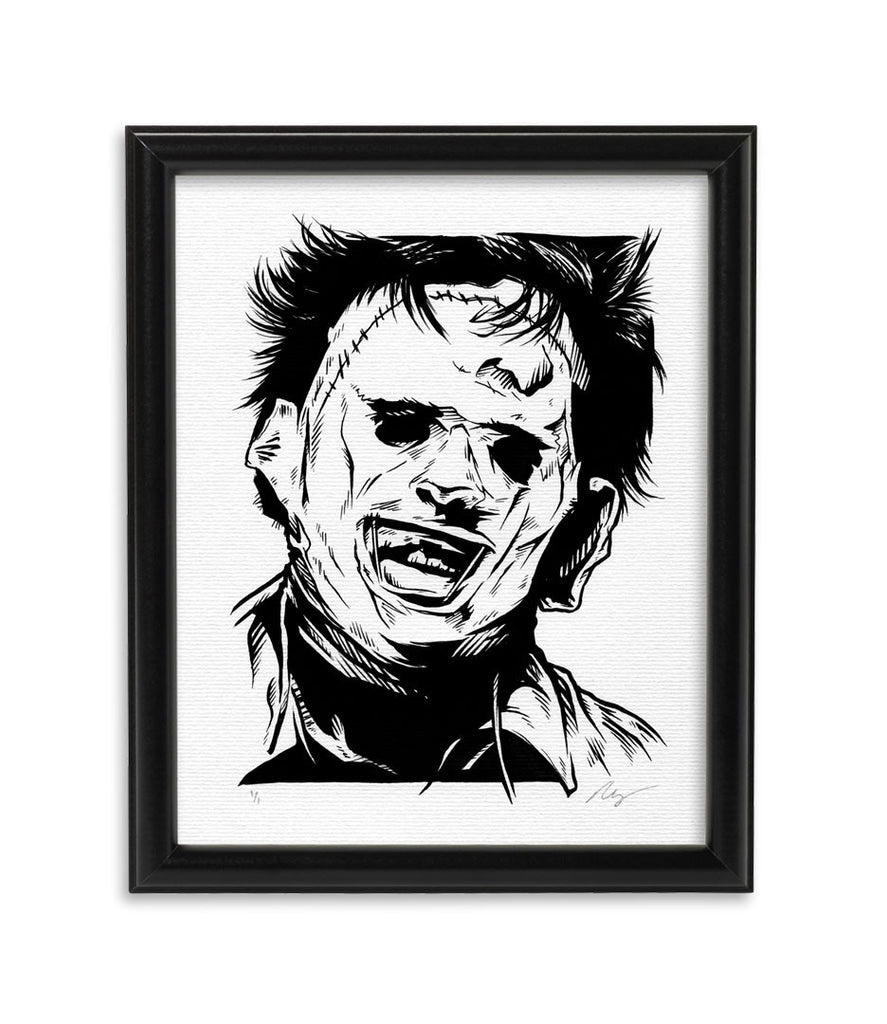Rhys Cooper - Leatherface