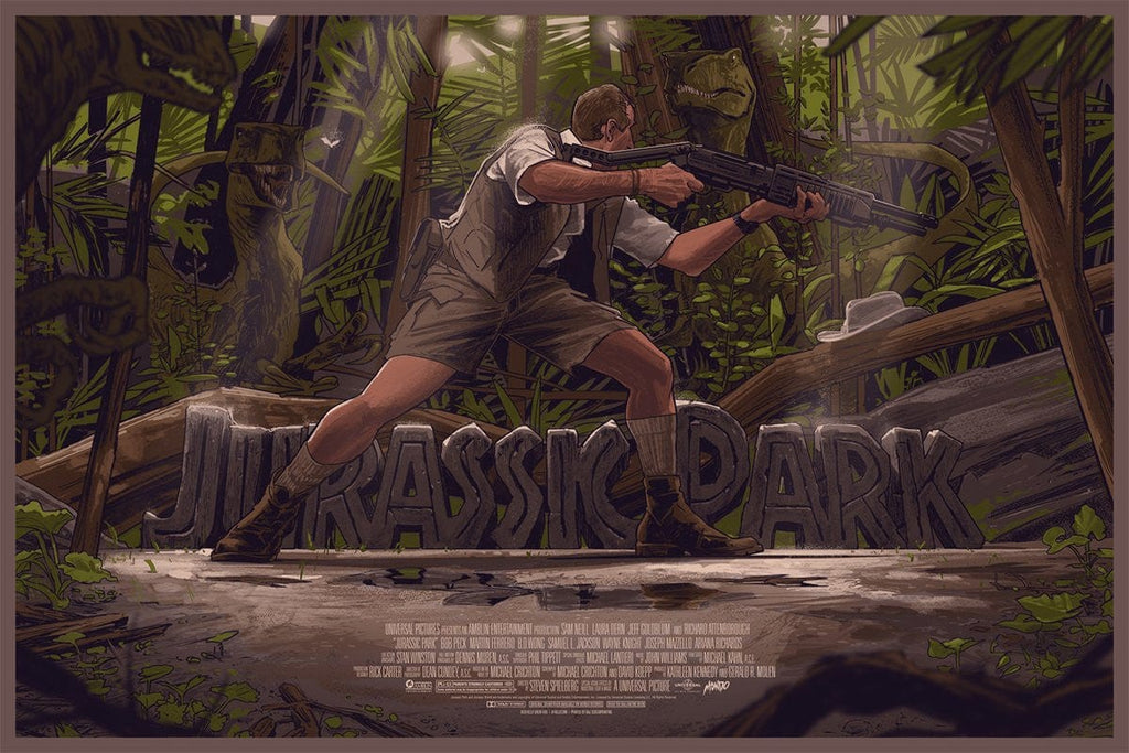 Jurassic Park (Rich Kelly)