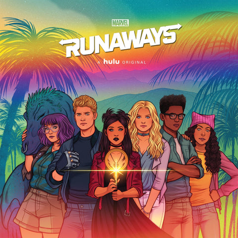 Marvel's Runaways - Original Soundtrack LP
