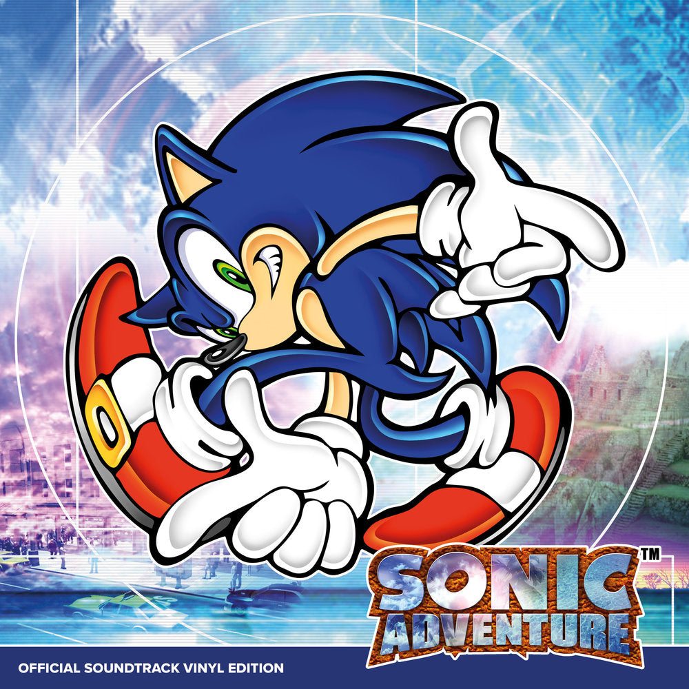 Sonic Adventure Original Soundtrack 2xlp Mondo